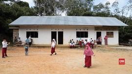 VIDEO: Menjaga Asa Siswa di Sekolah Marginal Pedalaman Riau