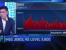 3 Hari Terkapar, IHSG Jebol ke Level 5.800