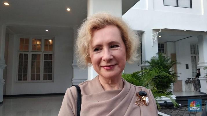 Hal itu dikatakan Vorobieva dalam wawancara eksklusif bersama cnnindonesia.com di Jakarta, Selasa (4/2/2020).