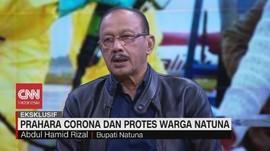 VIDEO: Bupati Natuna Soal Karantina & Observasi Virus Corona