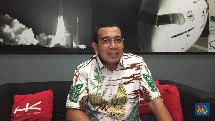 Arya Sinulingga (CNBC Indonesia/Monica Wareza)