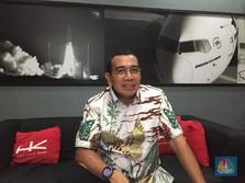 Garuda Indonesia Dapat Bantuan dari Pemerintah Rp 8,5 T