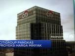 Citigroup Pangkas Proyeksi Harga Minyak