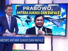 Prabowo Subianto di Antara Sukhoi dan Rafale