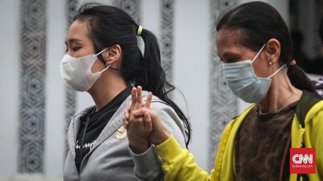 LIPI Ungkap Dugaan Komunitas Tempat Penyebaran Virus Corona