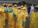 Daftar Lengkap 54 Hoaks Virus Corona di RI