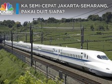 Kereta Cepat Jakarta-Semarang Rp 58 T, Duitnya dari Mana?