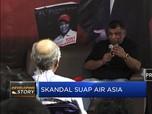 Ditunding Terima Suap, Tony Fernandes Mundur dari AirAsia