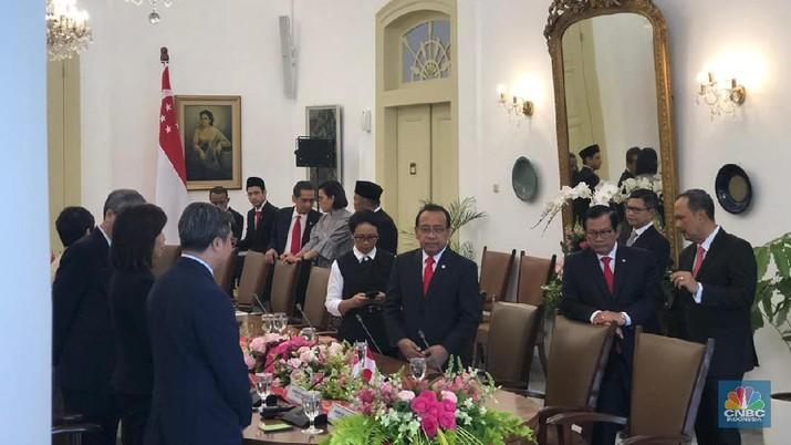 Indonesia dan Singapura sepakat untuk meneken kerjasama strategis di bidang perpajakan