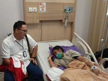 Observasi Dokter Keluar, HK Siap Bawa Riska Berobat ke DKI
