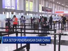 Uni Emirat Arab Hentikan Sementara Penerbangan dari China