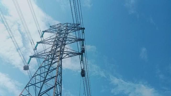 Sutet 500 kV Balaraja-Kembangan ,Proyek Prioritas untuk Keandalan Listrik Jawa – Bali. (Dok.PLN)
