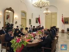 RI-Singapura Sepakat Pangkas Pajak Royalti & Pajak Atas Laba
