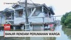 VIDEO: Banjir Rendam Perumahan Warga di Tangerang