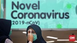 Virus Corona Mengkhawatirkan, IHSG Tergelincir 3,4 Persen