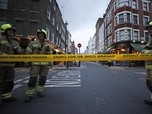 Geger, Bom Ditemukan di London