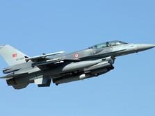 3 Jet Tempur AS Serang Perbatasan Suriah, 18 Tewas