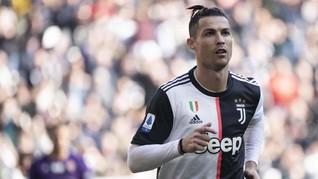 Beli Alat Medis, Ronaldo Bantu Rumah Sakit Atasi Virus Corona