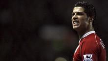 Ronaldo Tak Masuk Best XI Man United Versi Giggs