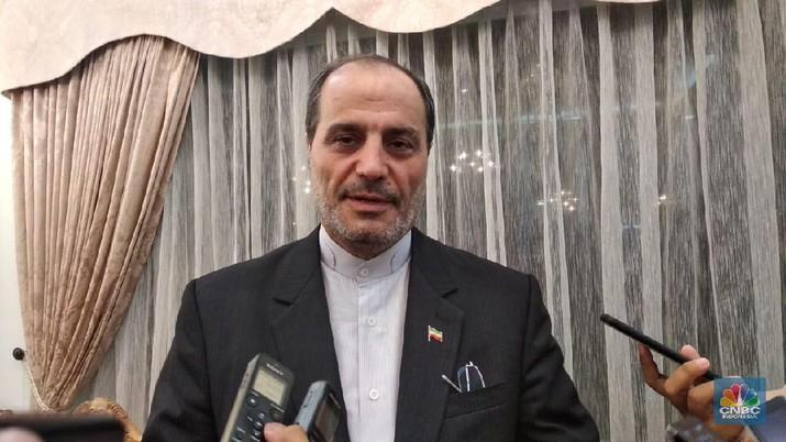 Iran membantah tengah mengembangkan senjata melalui program nuklirnya.