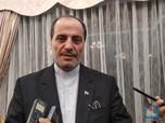 AS Bagi-bagi Wilayah Palestina, Dubes Iran: Ini Mimpi Buruk!