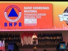 Jokowi Berdoa Semoga Indonesia tidak Terkena Virus Corona