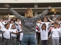 VIDEO: Jelang Olimpiade 2024, Prancis Giatkan Anak Olahraga