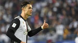 Transfer Nostalgia Ronaldo ketika MU Turun Kasta