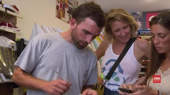 VIDEO: Masyarakat Uruguay Bisa Tukar Sampah Jadi Uang Virtual