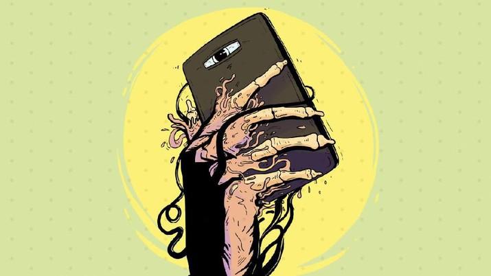 INFOGRAFIS, Daftar 24 Aplikasi Berbahaya