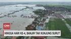 VIDEO: Hingga Hari ke-4, Banjir Tak Kunjung Surut