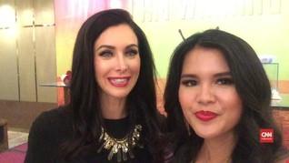 VLOG: Miss Universe 2005 Suka Makan Mi Goreng Indonesia
