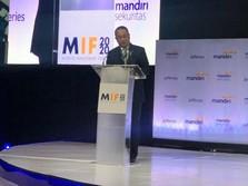Pertumbuhan Laba Mandiri Tertinggi di Antara Bank Besar ASEAN
