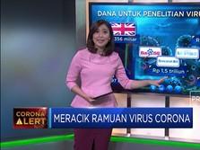 Meracik Ramuan Virus Corona