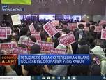 Perawat Hong Kong Mogok Kerja Gara-Gara Virus Corona China