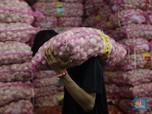 Ramai Corona, RI Tetap Impor Bawang Putih dari China