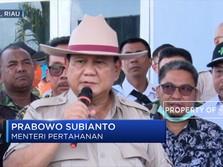 Prabowo: Terkait Corona, Masyarakat Perlu Tenang