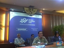 Pertumbuhan Ekonomi Indonesia Q4-2019 di Bawah 5% ke 4,97%!