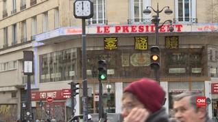 VIDEO: Virus Corona Picu Ketakutan dan Isu Rasial di Prancis