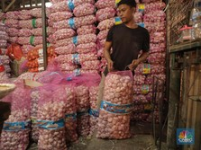 Inikah yang Bikin Harga Bawang Putih Impor China Mengamuk?