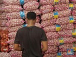 Importir Pusing, Aturan Baru Impor Bawang Bikin Deg-Degan
