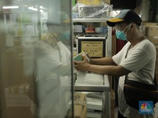 Wajib Pakai Masker, Pabrik Tekstil Siapkan 100 Juta Lebih