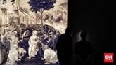 Pameran ini digelar dalam rangka mengenang 500 tahun kematian sang maestro. (CNN Indonesia/Adhi Wicaksono)