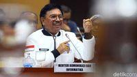Digugat Sampoerna Telekomunikasi Indonesia, Menkominfo Pantang Mundur