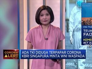 WNI Terpapar Virus Corona di Singapura, Ini Kata Kemenlu