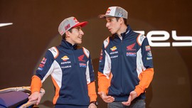 Alex Juara, Marc Marquez Posisi Kelima di MotoGP Virtual Race