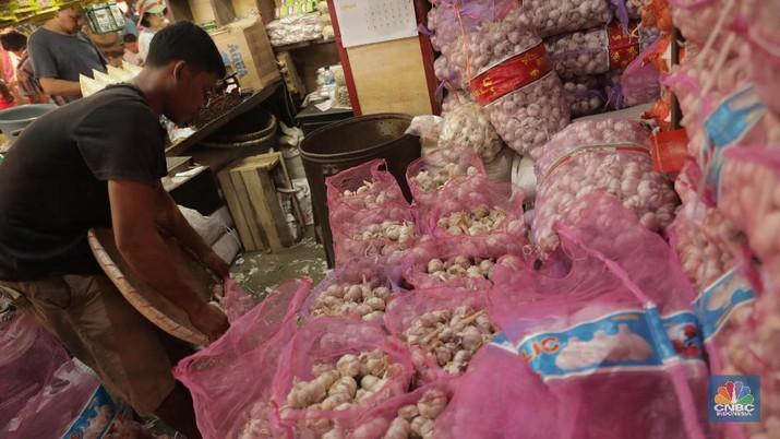 Kementerian Perdagangan (Kemendag) memastikan bawang putih asal China masih boleh masuk ke Indonesia.