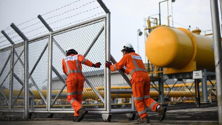 Untuk menjaga kinerja keuangan, PGN akan masuk ke bisnis gas alam cair (Liquefied Natural Gas/LNG).