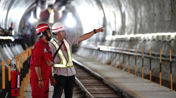 lowongan kerja kereta cepat Jakarta-Bandung (Dok KCIC)