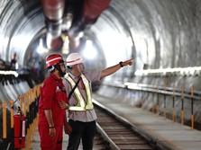 Proyek Kereta Cepat JKT-BDG Disetop, Saham WIKA Memerah